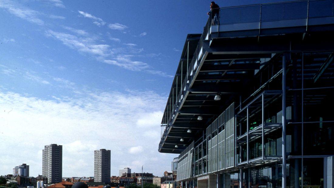 Glass Centre Sunderland