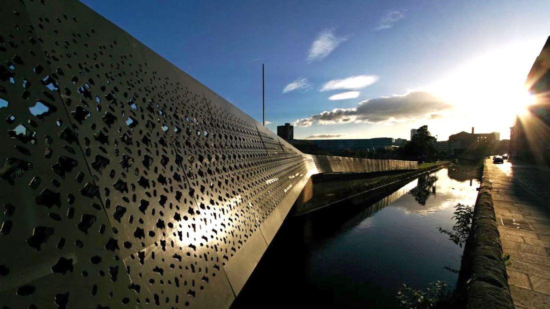 Rochdale Canal Bridge