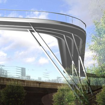Salford Footbridge